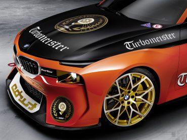 Presentación del BMW 2002 Hommage