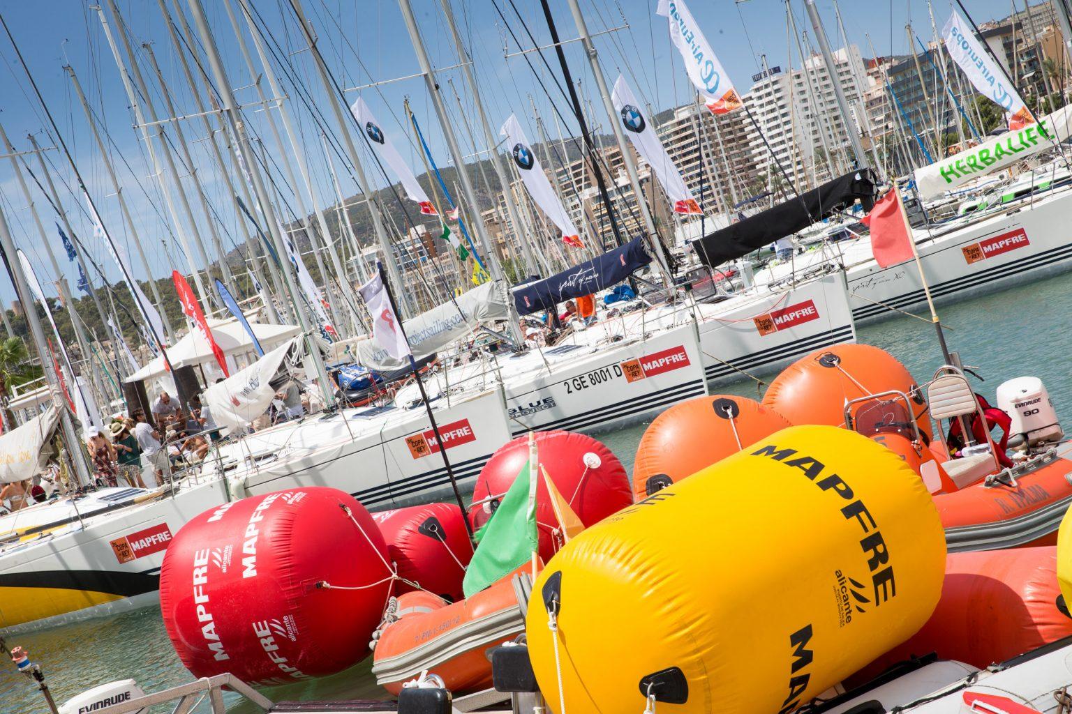 ©María Muiña: Sailingshots.es. 5 de Agosto de 2016, Ambiente en tierra de la Copa del Rey MAPFRE. August 5, 2016, Ambient on shore at Copa del Rey MAPFRE.