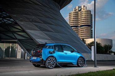Novedades en el BMW i3 en el Salón de París