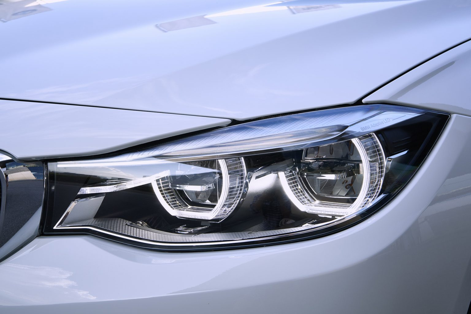BMW 340i Gran Turismo, Modell Sport Line