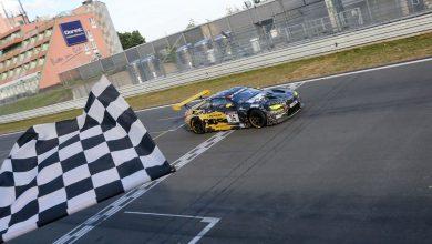 Éxito para los BMW M6 GT3