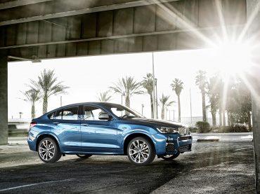 Nuevo BMW X4 M40i