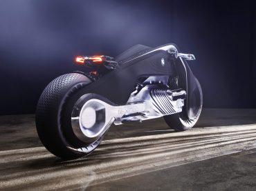 BMW Motorrad nos lleva al futuro