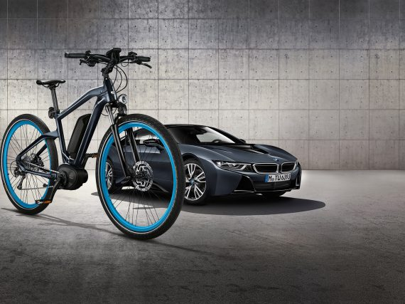 La BMW Crise e-Bike Limited Edition