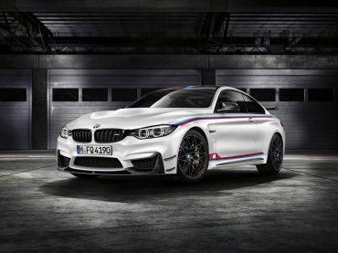 Nuevo BMW M4 DTM Champion Edition