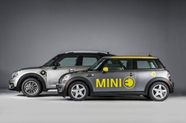 MINI Cooper S E Countryman ALL4 ¡Híbrido!