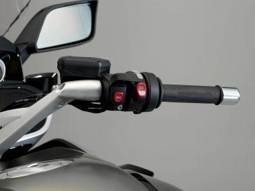 """La """"Llamada de Emergencia Inteligente"""" de BMW Motorrad"""