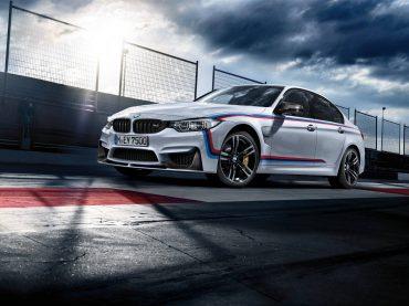 Nuevos accesorios BMW M Performance