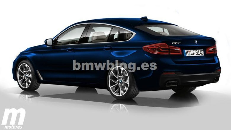 Nos acercamos al futuro BMW Serie 6 GT