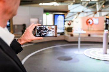Google experimenta la Realidad Aumentada con BMW