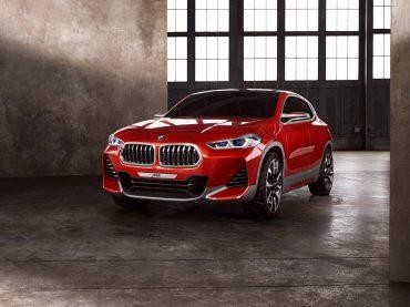 El BMW Concept X2 debuta en EEUU