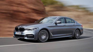 Presentación del nuevo BMW Serie 5 Berlina