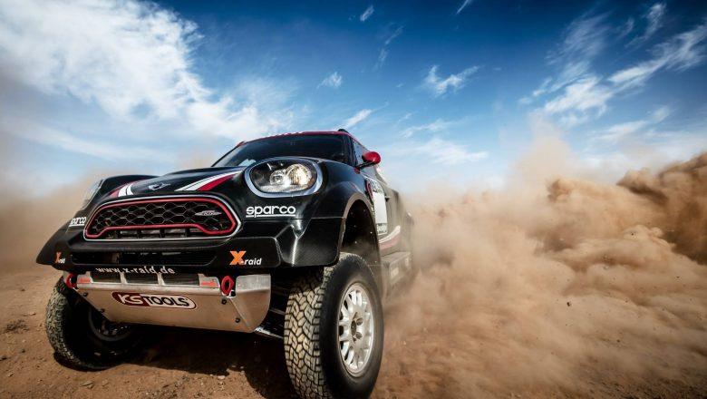 MINI Dakar en 2017