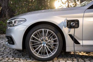Nuevo BMW 530e iPerformance y sus precios para España