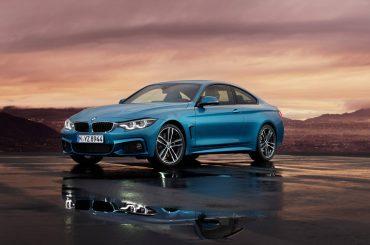 Acabado Sport del BMW Serie 4 Coupé