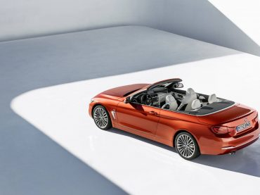 BMW Serie 4 Cabrio Luxury