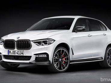 El futuro BMW X8