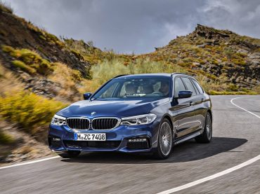 Nuevo BMW Serie 5 Touring