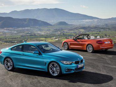 Nueva Serie 4 de BMW