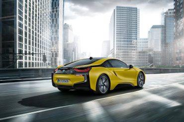 Nuevo BMW i8 Protonic Frozen Yellow