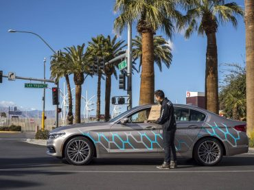 BMW en el Mobile World Congress 2017