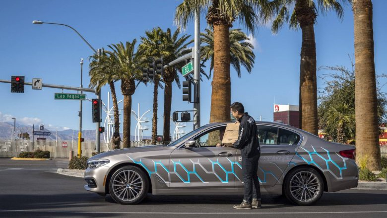 BMW en el Mobile World Congress 2017