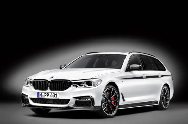 BMW Serie 5 Touring con BMW M Performance