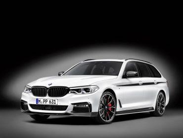 BMW Serie 5 Touring con BMW M Performance