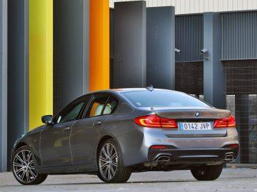 Nuevo BMW Serie 5 Berlina