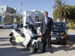Concesionarios BMW de Barcelona unidos en la MOTOh!