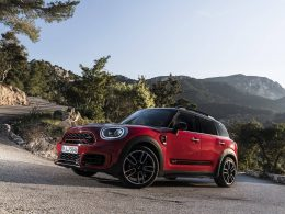 Nuevo MINI John Cooper Works Countryman