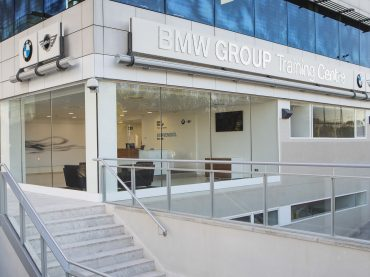 Nuevo Training Centre de BMW GROUP