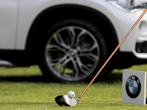 Vuelve la BMW Golf Cup International