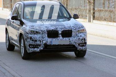 Los motores del BMW X3 2018