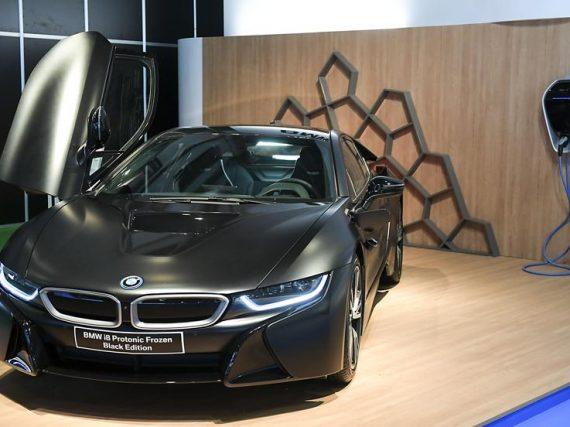 BMW en el Salon Automobile BCN 2017
