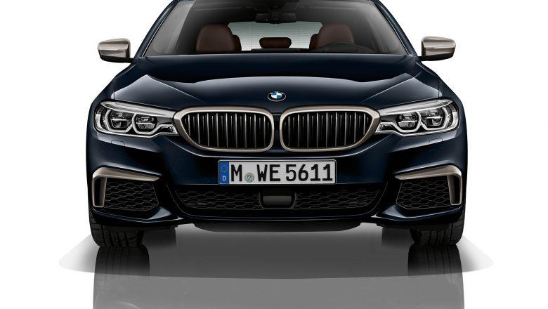 Un vistazo al nuevo BMW M550d xDrive