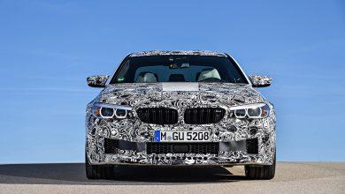 Primeras fotos del Nuevo BMW M5