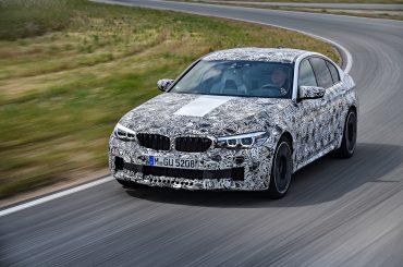 El xDrive del nuevo BMW M5
