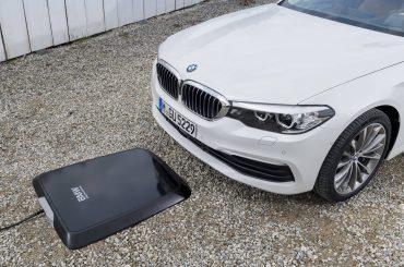 Digital Charging Service. La carga inalámbrica de BMW
