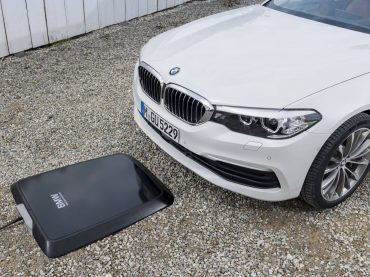 Digital Charging Service. La carga inalámbrica de BMW