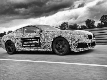 Prototipo del BMW M8
