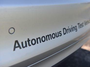 BMW y la conducción autónoma