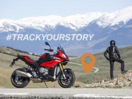 Participa en el Desafío BMW Motorrad #trackyourstory