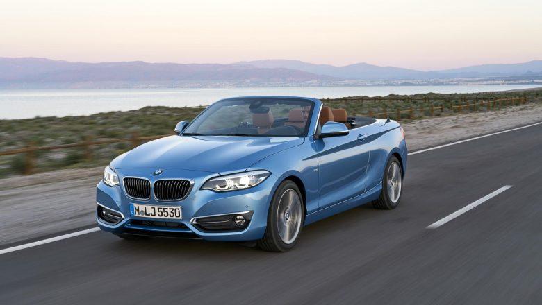 Nuevo BMW Serie 2 Cabrio