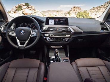 BMW X3: Confort total