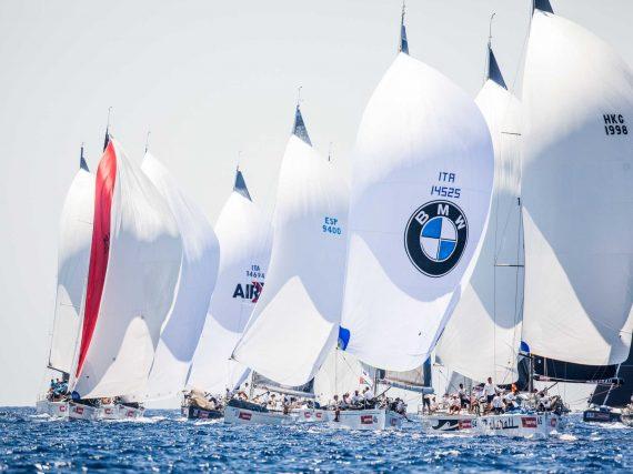 BMW en la 36ª Copa del Rey de Vela