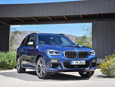 El nuevo BMW X3 M40i