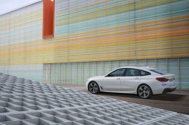 Nuevo Serie 6 GT en la IAA de Frankfurt