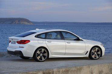 La carrocería del BMW Serie 6 GT gana el EuroCar Body Award 2017