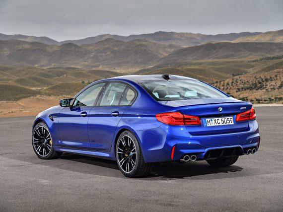 Nuevo BMW M5 First Edition